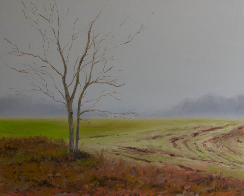 Herve Thomas-Miton - Fin d'automne