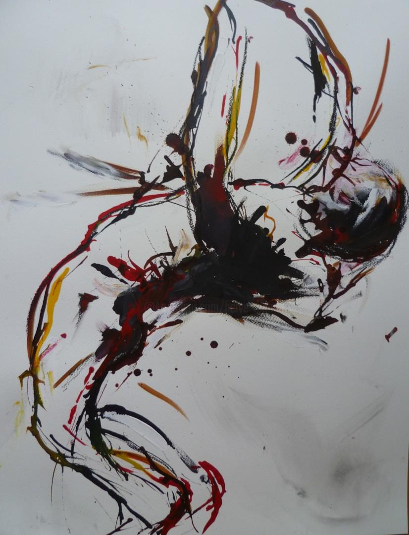 Herve Thomas-Miton - La chute