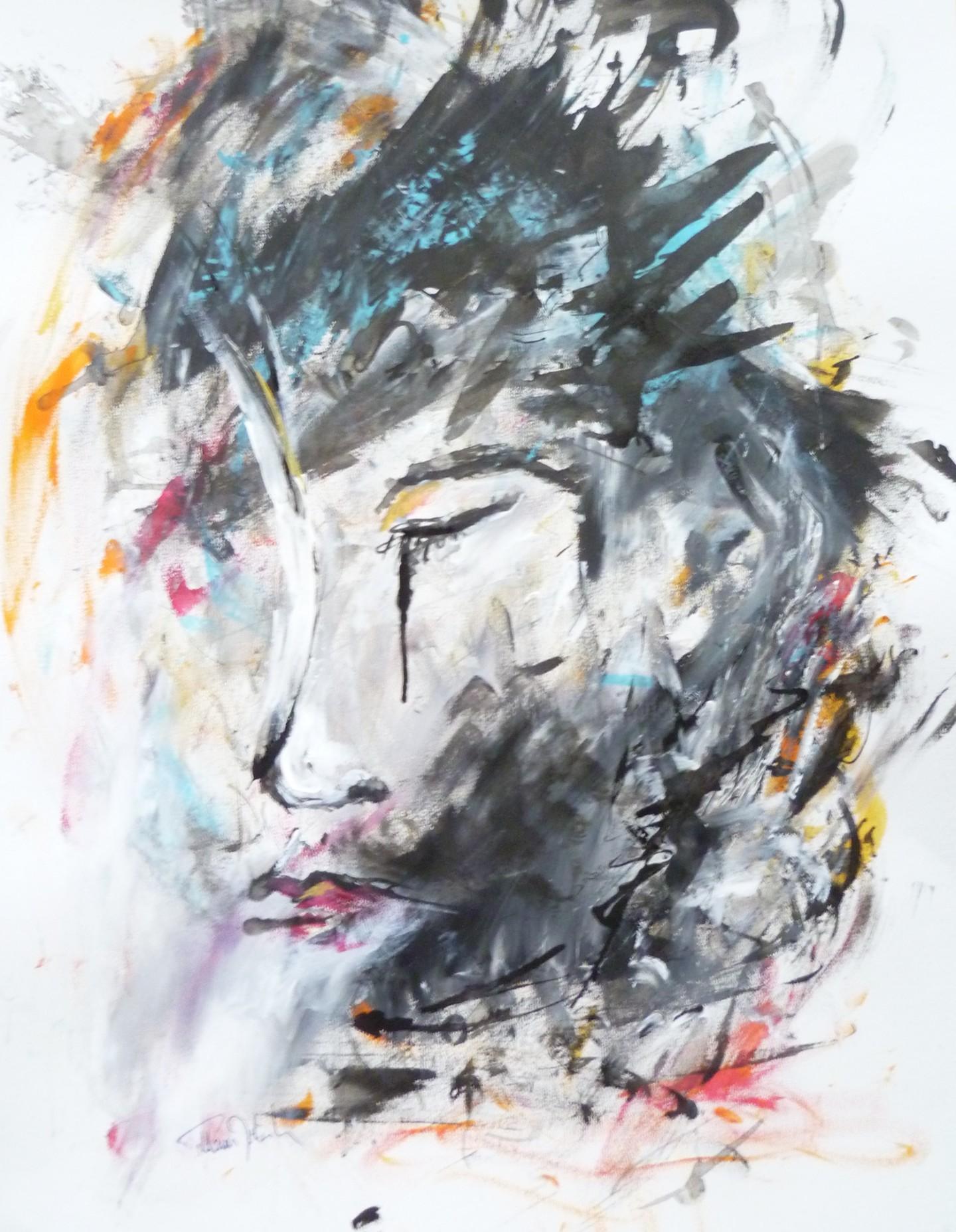 Herve Thomas-Miton - Quand l'homme pleure