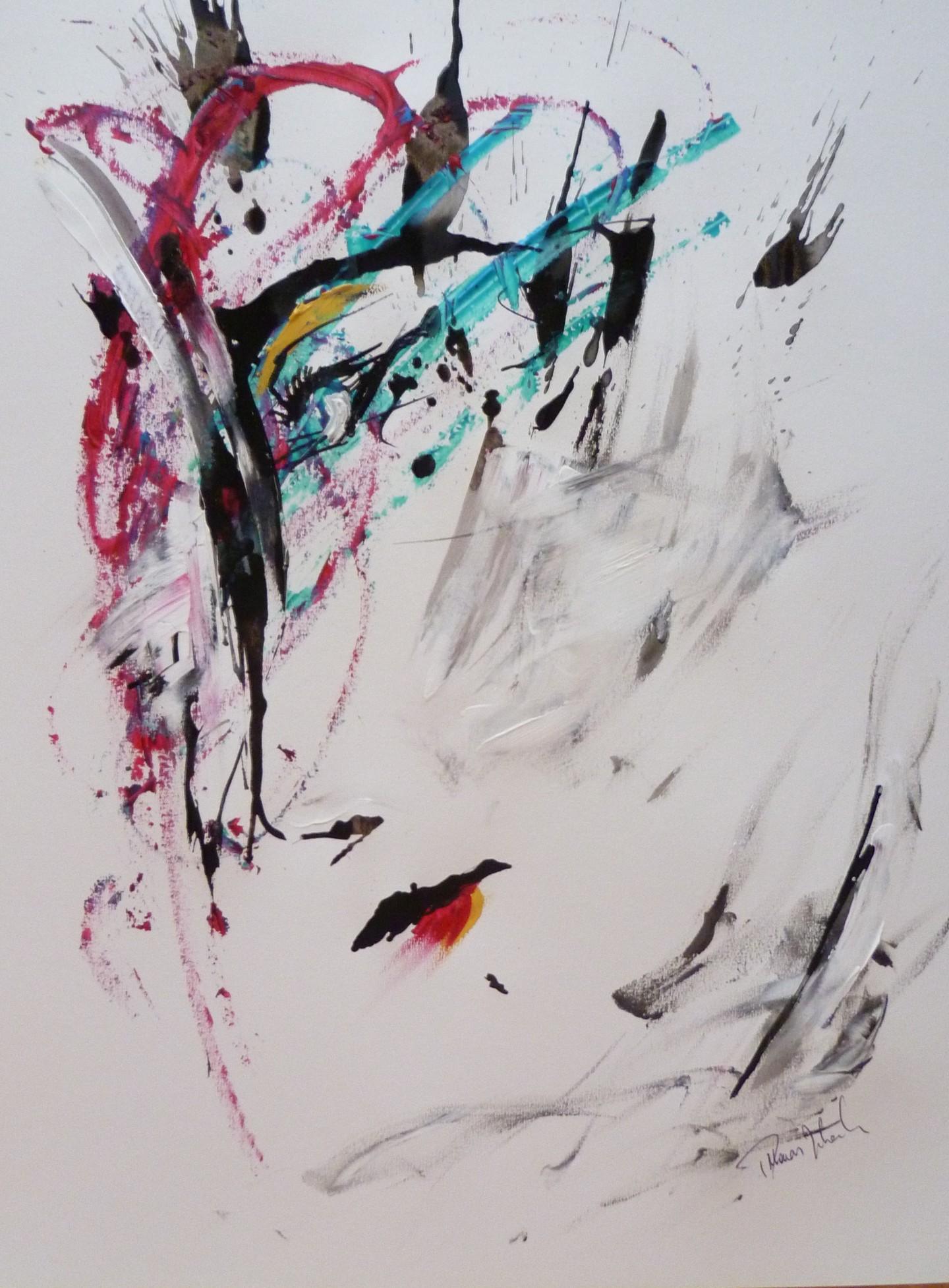 Herve Thomas-Miton - Etre femme