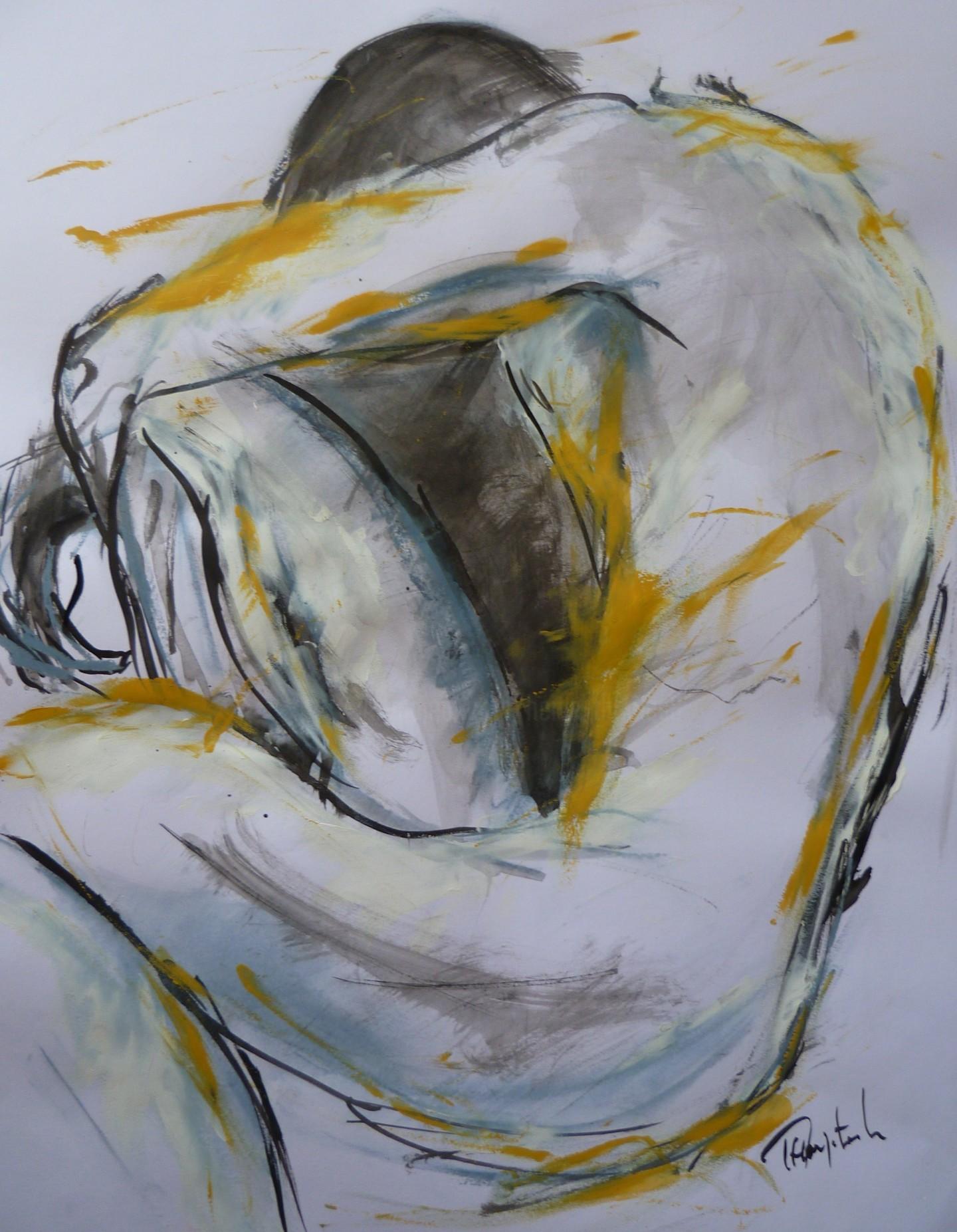 Herve Thomas-Miton - Posture