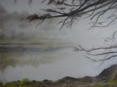 Matin, rivière de Crach.