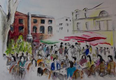 Marché de printemps, Aix-en-Provence